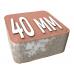 Плитка тротуарна 40 мм